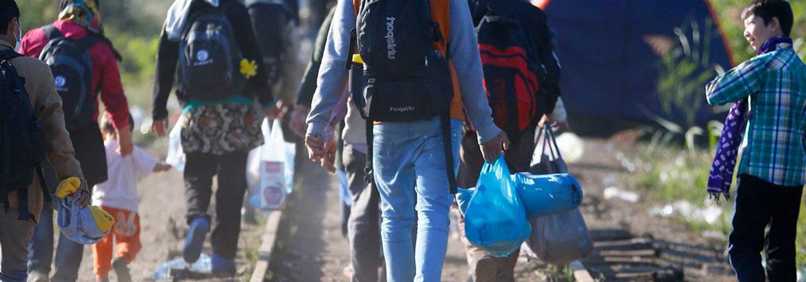 migrants déplacés